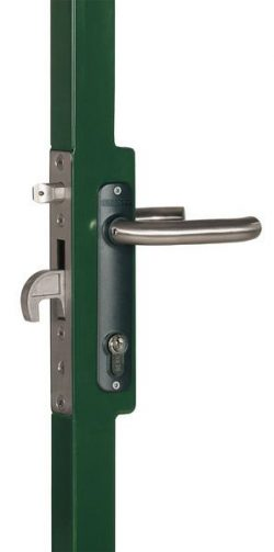 indbygnings låse